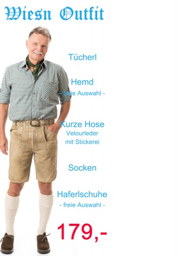 Wiesn Outfit 2