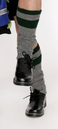 Haferl Schuh schwarz
