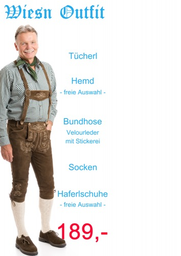 Wiesn Outfit 4