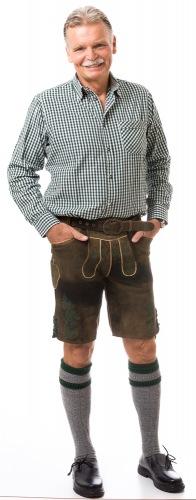 Kochelsee Herren Trachten Lederhose von FISCHER TRACHT