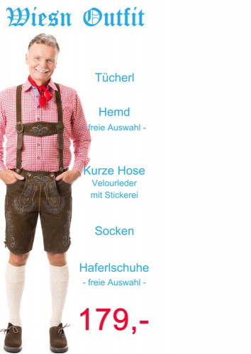 Wiesn Outfit 3