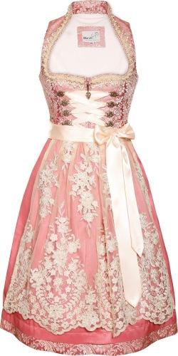 Filine rosa-creme