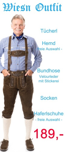Wiesn Outfit 1