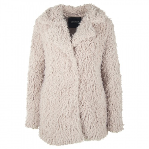 Chally beige Damen Jacke von GIPSY