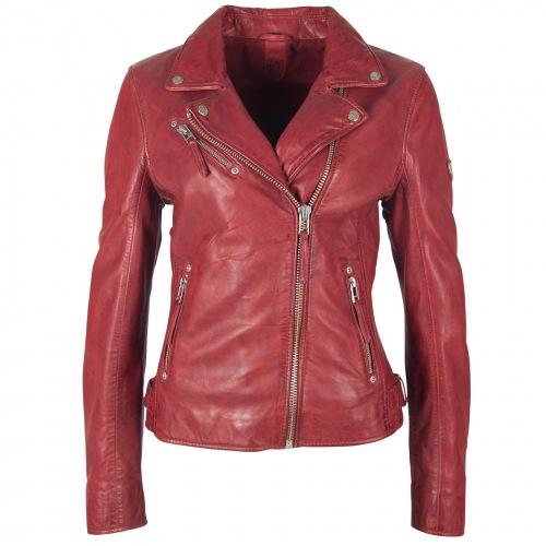 Perfecto PGG red Damen Lederjacke von Gipsy