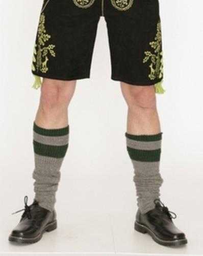 Socken anthrazit